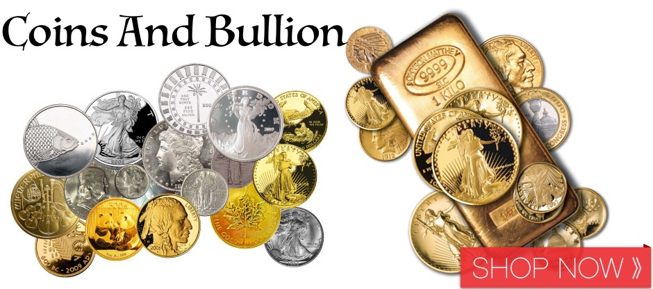 Wholesale Coin Collecting Supplies And Silver Bullion