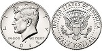 2015 Kennedy Half Dollar D Mint