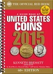 2015 Red Book U.S. Coins Spiral Cover