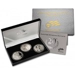 2006 20th Anniversary Silver Eagle Set