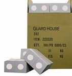 2x2 Cent Flips (100 Pack) Guardhouse