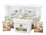 Premium 360 Serving Food Storage Emergency Bucket Legacy Food