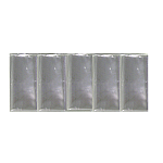 Frame-A-Coin 5oz Bar Sleeves 100 per pack