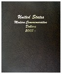 Dansco United States Modern Commemorative Dollars Album Vol 3 7065-3 2002-