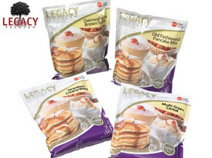 16 Serving Breakfast (Sample Pack) Emergency Legacy Food