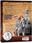 Cornerstone Albums Statehood Quarter Album 1999-2009 P&D