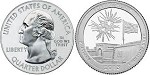 2013 Fort McHenry National Park Quarter P
