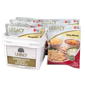 32 Serving Gluten Free 72 Hour Kit Emergency Legacy Food