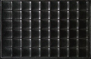 Vertical Mini Tray (54 Slots) 16x10