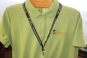 Official Cheap Treasures Pirate Lanyard