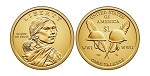 2016 D Native American Sacagawea Dollar
