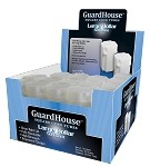 Case of 50 Guardhouse Large Dollar Square Coin Storage Tubes