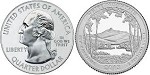 2013 White Mountain National Park Quarter D