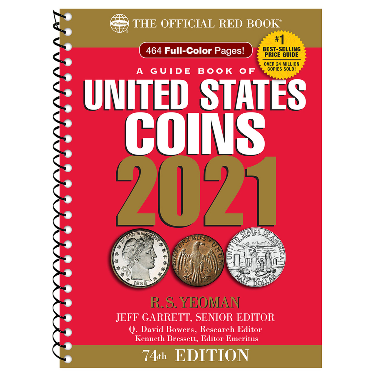 guide book of united states coins 2019