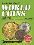 Standard Catalog of World Coin, 1601-1700 5th Edition Krause Publications