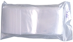 8X10 Premium 2mil Clear Resealable Zip Bags (100 Count)
