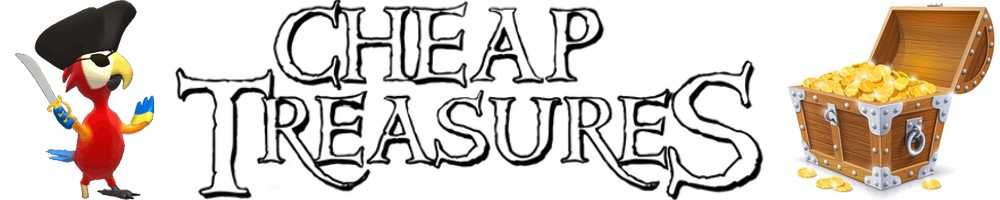 Cheap Treasures LLC Logo