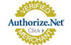 Verified Authorize.net Online Merchant