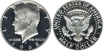 1968 S Proof Kennedy Half Dollar 40% Silver