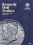 Whitman Folder Kennedy Half Dollars No. 3 2004-Date