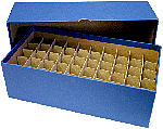Nickel Tube Storage Box (Blue)