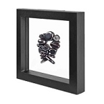 Nimbus Black Suspension Coin Display Box Frame 150 4838 6