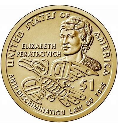 2020 Sacagawea Native American Dollar D