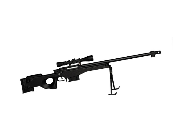 Mini SR - Black Sniper Rifle