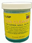 JSP Coin Cleaner Dip  For Copper, Gold, & Silver 8oz