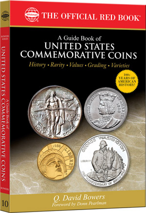 Whitman Book: A Guide Book of U.S. Commemorative Coins