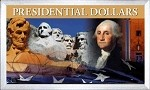 3x5 Presidential Dollar Frosty Case - 4 Hole